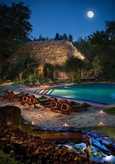 Blancaneaux Lodge Mountain Pine Ridge Forest Reserve Belize