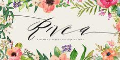 The Hottest New Fonts - Blog Design | Blogger Templates - Designer Blogs