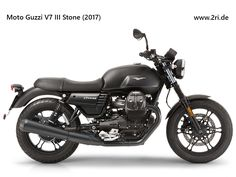 Moto Guzzi V7 III Stone (2017)