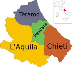 Abruzzo Italy general information