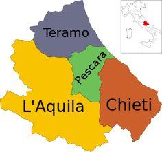 Abruzzo Italy general information