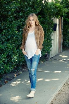 love the jeans! Need to buy more casual flats
