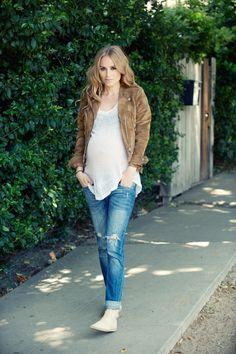 Street Style Chic//