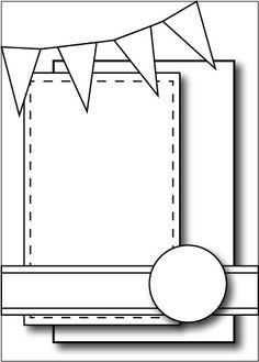 October Sketch 4 - Scrapbook.com