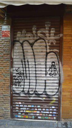Calle Manuel Cortina. Olavide. Madrid. 2015.