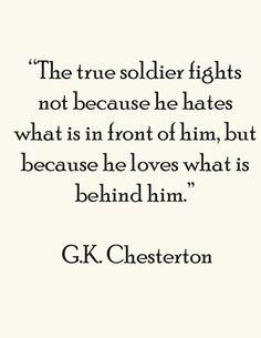 G.K. Chesterton ❤️