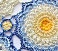 [Photo Tutorial] Learn A New Crochet Pattern: Beautiful Textured Crochet Pattern