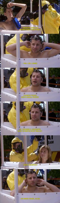 You gotta love Psych