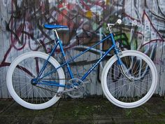 Fixed Gear Gallery :: Peugeot Mixte 1978