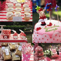 Pure Joy Events: Link Party Showcase: Parties for Girls Part 1