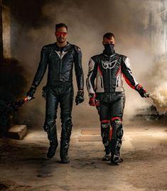 Motorcycle Suit, Pup, Batman, Superhero, Suits, Bikers, Archive, Leather, Blog