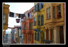 November to:  Old town - Istanbul.