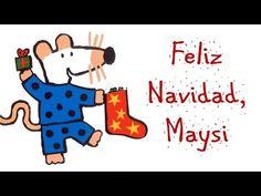 Feliz Navidad, Maisy - Lucy Cousins - Cuentos de Navidad - YouTube