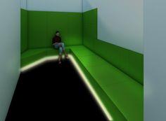 bleuelink - concept interieor design - silent room