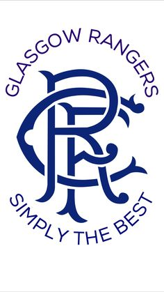 Rangers Football, Rangers Fc, Old Firm, Club Tattoo, Football Wallpaper, Glasgow Scotland, Football Pictures, Lululemon Logo, Logos