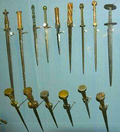 Ethnographic Arms & Armour - Armor and Edged Weapons at the Musée de l'Armée, Paris