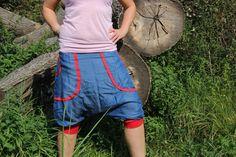 Bloomers Jeans Pants Harem Pants Sarouel