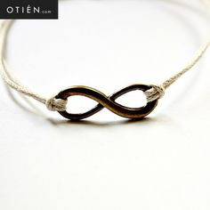 Infinity, Vogue, Facebook, Bracelets, Jewelry, Fashion, Moda, Infinite, Jewlery