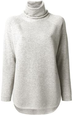 Chloé loose fit sweater on shopstyle.co.uk