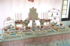 Deby B's Birthday / Birthday - Photo Gallery at Catch My Party 1st Birthday Photos, Birthday Parties, I Party, Party Ideas, Shabby Chic, 1st Birthdays, Photo Galleries, Home Decor, Little Birds