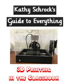 Resources and tutorials to support 3D printing.
