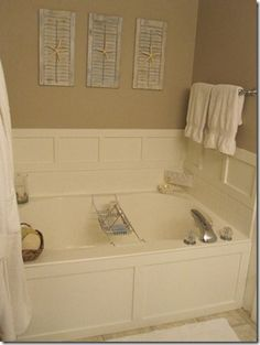 Small home remodel before and after portland oregon for Garden tub vs standard tub