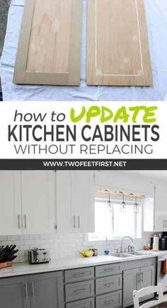 13 best revamp kitchen cupboards on a budget images kitchen rh pinterest com