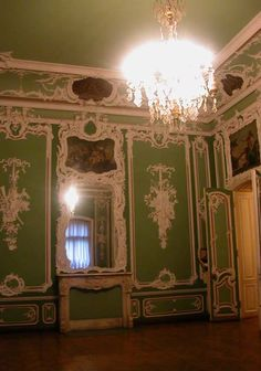 Beloselsky-Belozersky Palace - Dining Room