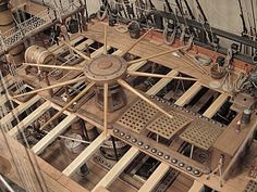 Model Sailing Ships, Old Sailing Ships, Model Ships, Wooden Model Boats, Black Pearl Ship, Model Ship Building, Ship Of The Line, Wooden Ship, Tall Ships