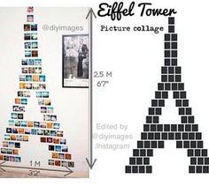 Le Monde Du Français: Comment avoir une tour Eiffel