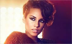 """Girl On Fire - Alicia Keys - """"This Girl Is On Fire"""" is dedicated to all you gorgeous ladies who don't know you're smoking hot. Alicia has written some amazing material over the years and I have been a huge fan since day one..."""