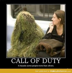 The call of duty effect