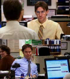 The Office Identity Theft - YouTube