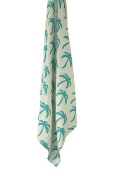 Palm Tree Baby Blanket NZ $49, our tropical favourite for the dude or dudette. Perfectly warm, breathable & [attention Mum's] machine washable.