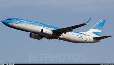 Photo of LV-FVM - Boeing 737-8SH - Aerolíneas Argentinas