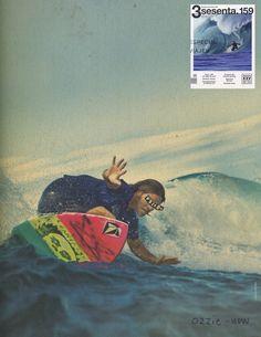 3Sessenta - Spanish Magazine - Ozzie Wright_Volcom Ad - Surf Team - Nov12