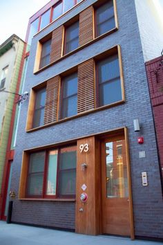 urban infill in historic district - Google Search