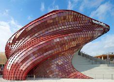 Daniel Libeskind unveils dragon-inspired pavilion at #Milan Expo | #Architecture #dragon via @Dezeen #bestinstallation #bestinstallationsdesign #bestinstallationsmodern #artdesign #installtionsdesign