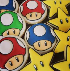mario cookies                                                       …