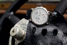 La firma de #relojes A.Lange & Söhne patrocina la 85 Edición del concurso de #coches históricos Concorso d'Eleganza Villa d'Este.