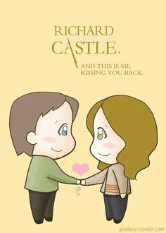 54 Best Animation images in 2014 | Castle, Castle tv, Castle
