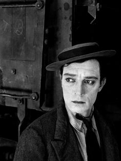 Buster West Buster Keaton in Go West