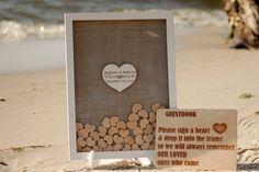Wedding guest book alternativeWedding by WeddingMementos on Etsy