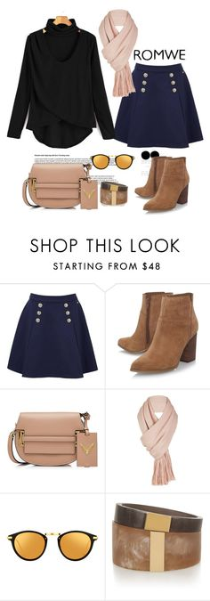 """Untitled #3"" by klara-jovanov ❤ liked on Polyvore featuring Tommy Hilfiger, Nine West, Valentino, Free People, Linda Farrow and Isabel Marant"