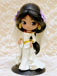 Q Posket Disney Characters Princess Jasmine Dreamy Style Ver. - My Anime Shelf