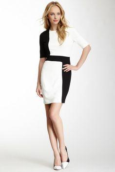 Zoey Colorblock Dress on HauteLook