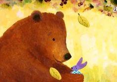 Kleuteridee.nl   Digitaal prentenboek kleuters, Bentje en de bruine beer