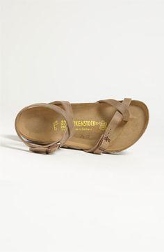 fb8ff5583c58 Birkenstock  Yara  Oiled Leather Sandal (Online Only)