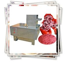 Product Link: http://www.meat-machinery.com/meat-processing-machine/bone-processing-machinery/bone-crushing-machine.html Animal Bone Crushing Machine It is used on crushing bones, such as pig bone, chicken, sheep bone, cow bone, etc, kinds of animal bone crushing, crush bone to small size pieces. Powerful and strong to crush hard animal bones, made of stainless steel, hygiene and healthy, always used in. E-mail: info@meat-machinery.com