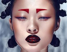 """Check out new work on my @Behance portfolio: """"CHINA RED"""" http://be.net/gallery/31373363/CHINA-RED"""